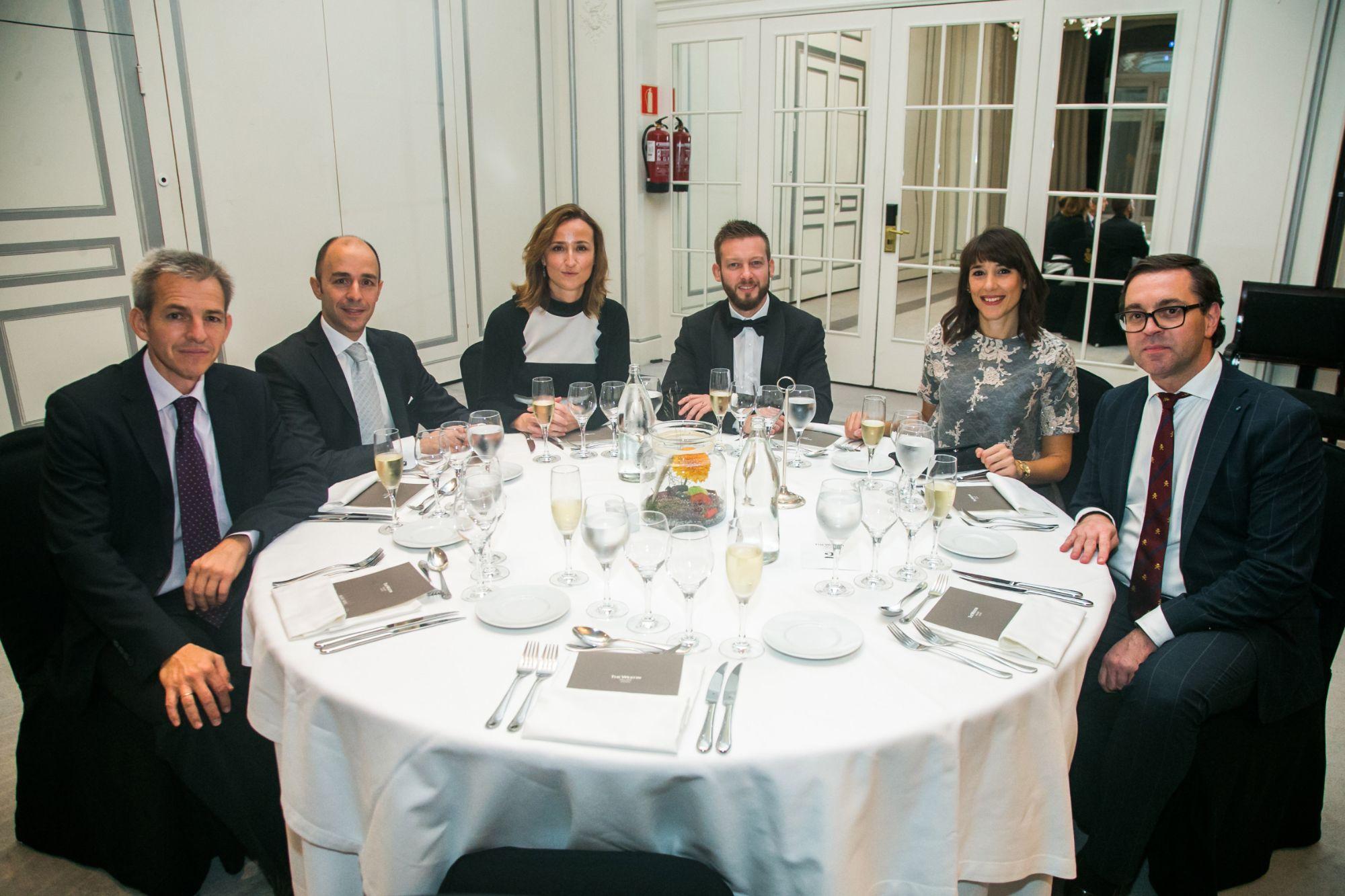 Cena Homenaje alEmbajador de Portugal en España
